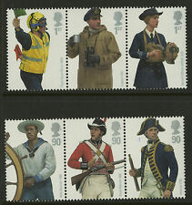 Great Britain   2009   Scott #2688a-26912a    Mint Never Hinged Set