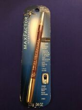 Max Factor High Definition Lipliner & Lipstick Brush ~ Couture Plum 113 ~ Sealed