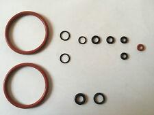 WMF O-Ringe ,WMF 1000,Pro,S,Pro S,800,900,Schaerer Opal,Siena,Solis Master Pro T