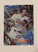 Corey Seager ROOKIE 2016 Topps #48 Opening Day ROOKIE