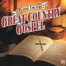 TIME LIFE - CLASSIC COUNTRY - GREAT COUNTRY GOSPEL CD! 20 TRACKS! [2005] NR MINT