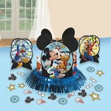 MICKEY MOUSE On the Go TABLE DECORATING KIT (23pc) ~ Birthday Party Supplies