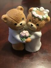 Lucy and Me Wedding Bears Excellent Condition