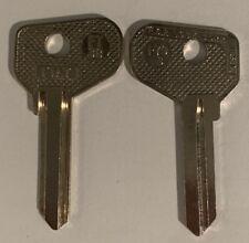 Qty 2: Ilco F79-3 FT38 Uncut Key Blanks FITS Alfa Romeo,Fiat,Lamborghini,Ferrari