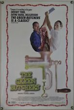 THE GREEN BUTCHERS ROLLED ORIG 1SH MOVIE POSTER MADS MIKKELSEN COMEDY (2004)