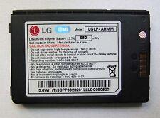 Batterie D'ORIGINE LG LP-AHMM VX9200 enV3 ROUGE 3.7V