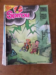 Journal Spirou 2260 Weekly 1981, Several Comics, Whose Pirate