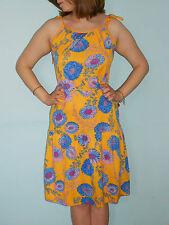 cute vintage 70s diolen flower print dress festival