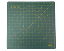 Dafa Self-Healing Metric Rotating Cutting Mat (30cm x 30cm)