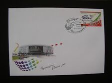 FDC Junior Eurovision Song Contest 2010 in MINSK BELARUS limited edition #52