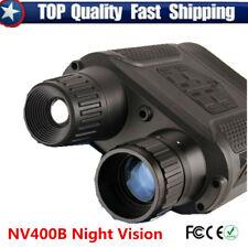 Digital NV400B Infrared IR HD Night Vision Hunting 100M Binocular Camera Scope