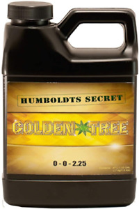 Humboldts Secret World'S Best Plant Food Golden Tree - Plant Savior, Yield Incre