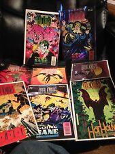 Legends of Dark Knight (8 issues)