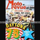 MOTO REVUE N°2357-b PUCH 50 KTM 250 MC DAYTONA BARRY SHEENE SUZUKI GS 1000 1978