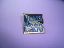 JEMS 2000 Journal of Emergency Medicine Magagine Pin-Back