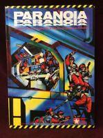 Paranoia West End Games Games Workshop 1986 ISBN 1869893018 Best RPG Ever