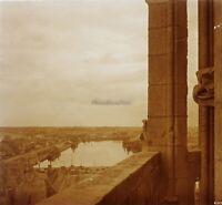 Saint-Malo Port 1932 Francia Foto Stereo PL58L7n Placca Da Lente