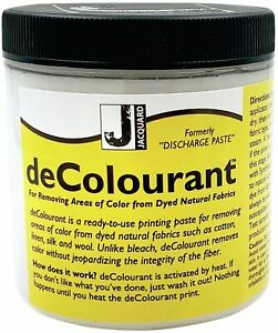 Jacquard Products-Jacquard deColourant Dye Remover 8oz-Paste 8oz