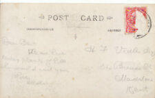 Genealogy Postcard - Vidler - 54 Brewer Street - Maidstone - Kent - 3550A