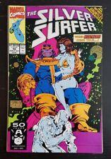 SILVER SURFER #56 (1991 MARVEL) *INFINITY GAUNTLET CROSSOVER* NM