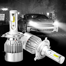 LASFIT 6000K 60W H4 LED Bright Headlight Bulbs Conversion Kit Headlamp Car Truck