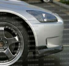 00-03 Honda S2000 Seibon Carbon Fiber Front Bumper Lip Body Kit FL0003HDS2K-OE