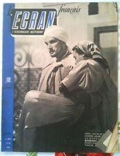 L'ECRAN hebdo du cinéma français N°63 du 11/11/1946