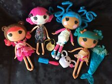 Lalaloopsy Doll Bundle Including Silly Hair Doll