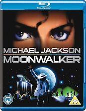 MOONWALKER (1988) Michael Jackson - Blu-Ray BRAND NEW Free Ship