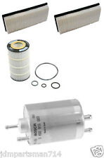 Mercedes Benz Tune Up Filter Kit >Air-Oil-Fuel Filters CLK550 2007-2009