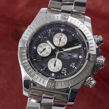 Breitling Super Avenger Chronograph Stahl / Titan Automatik A13370 VP: 5310,- €