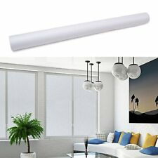 60cmx 3M White Roll Window Film Frosted Privacy Self-Adhesive Glass Film