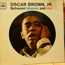 BPG 62016 Oscar Brown Jr. Between Heaven & Hell