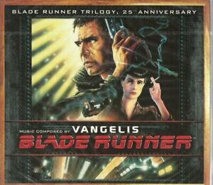 VANGELIS BLADE RUNNER TRILOGY TRIPLE CD 3CD set (B001055802) EUROPE UME