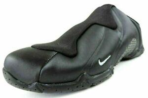 Nike Solo Slide Mens Sandals 830257 011 Leather Black Vintage Year 2001 Size 7