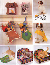 PET ACCESSORIES | Raincoat | Hat | XMAS | Bed | Placemat | UNCUT Sewing Pattern
