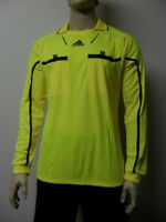 Adidas Hommes arbitre Maillot Jersey LS en taille L,XL,XXL et XXXL