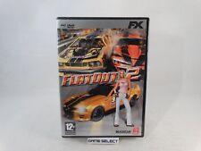 FLATOUT 2 FLAT OUT PC COMPUTER DVD-ROM FX INTERACTIVE NUOVO SIGILLATO