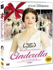 [DVD] Rodgers & Hammerstein's CINDERELLA (1957) Julie Andrews *NEW
