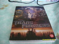 dvd film science fiction TRANSFORMERS 1   aventure neuf No PAY PAL