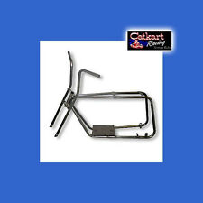 MINI BIKE FRAME & FORKS FOR YOUR HONDA BRIGGS TECHUMSEH PREDATOR MOTOR MINIBIKE