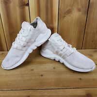 adidas originals EQT Support ADV Primeknit Trainers UK 7 White Used BY9391