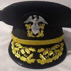 WW1 US navy admiral cap