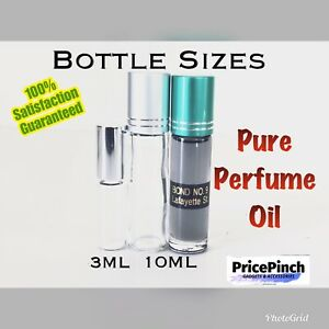 YSL L'homme Ultime Type 100% Pure Perfume Premium Body Oil Roll-on For Men 10ML