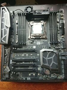 EVGA FTW K X299 Motherboard + i7 7740x + Corsair CPU Water Block