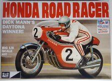 MPC Honda CB 750 Road Racer, Dick Mann's Daytona Winner, 1/8 Scale