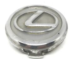 "2.5"" Lexus Chrome OEM Wheel Rim Hub Center Dust Cap Lug Cover Hubcap # 8841"