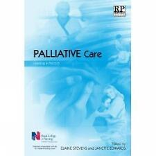 Palliative Care: Learning in Practice: Learning N Practice, Elaine Stevens & Jan