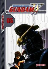 Mobile Suit Gundam Wing Vol. 5 - Operation 21-25 - DVD NEU + OVP!