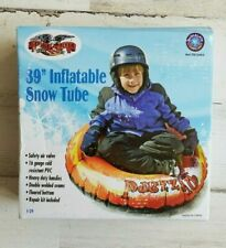 Flexible Flyer  Blizzard  Inflatable  PVC  Snow Tube  39 in. (B13)
